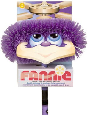 Fannie Ceiling Fan Duster with Pole. Available without pole.